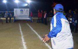 """Con todo el """"power"""" partió Torneo Nacional de Rayuela en Ovalle"""