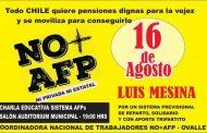 Coordinadora Provincial Limarí No + AFP invita a reunión