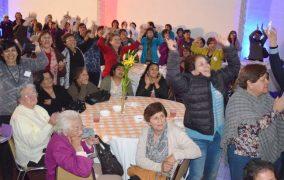 Unión Comunal de Centros de Madres celebró su primer aniversario