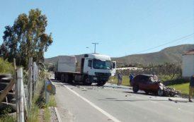 Chofer municipal fallece en accidente de tránsito