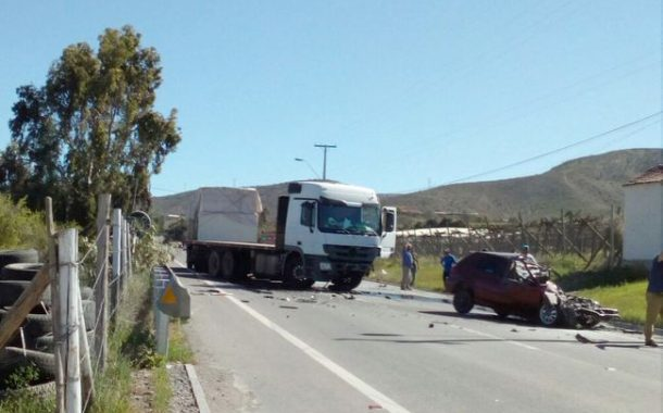 Chofer municipal fallece en accidente de tránsito