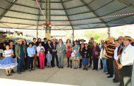 Huasos del Club de Rodeo de La Ligua de Cogotí tienen techado para celebrar el 18