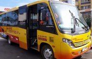 Corte Suprema invalida autorización de funcionamiento a línea de buses