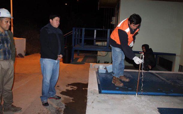 Piden sanciones para sanitaria tras presentarse turbiedad del agua en Ovalle