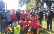 Con éxito se realizó el octavo Torneo Semillero de Fútbol Rural en Ovalle