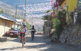 Ciclistas de toda la región descubrieron la aventura del Valle de Rapel