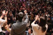 Político mejor evaluado en las encuestas llega a Ovalle a entregar apoyo a candidato