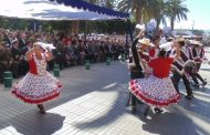 Con Misa a la Chilena y desfile continúa hoy programa de Fiestas Patrias en Ovalle