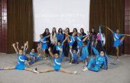 Escuela de Gimnasia celebra 11 años de funcionamiento
