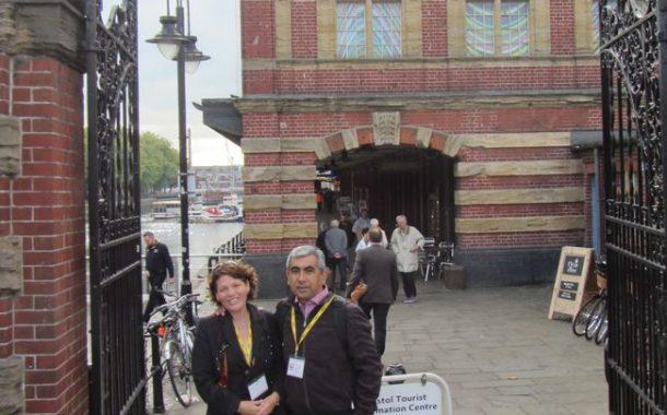 Documentalistas ovallinos en festival de Cine de Vida Silvestre en Inglaterra
