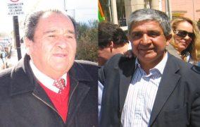 Claudio Rentería y Blas Araya. El fenómeno de dos altas mayorías