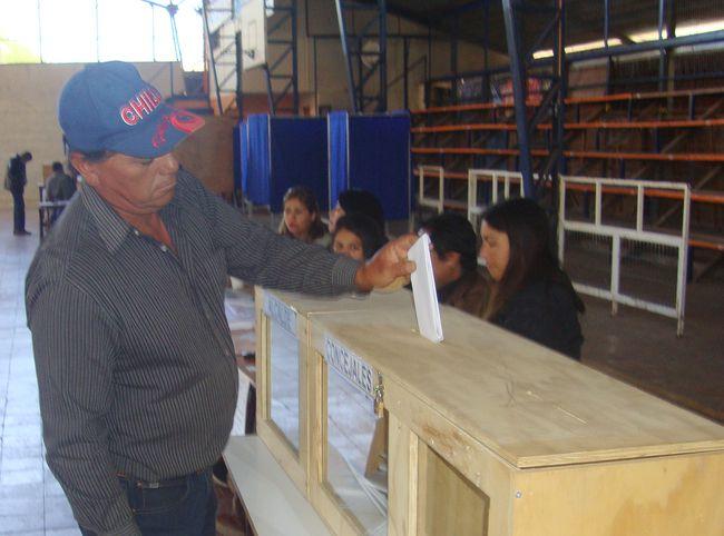 Votantes de sectores apartados del Limarí tienen transporte gratuito