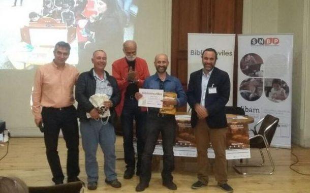 Equipo de Divamóvil del Limarí recibe reconocimiento nacional