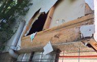 Rompen pared para robar en domicilio de director del Centro Cultural de Ovalle