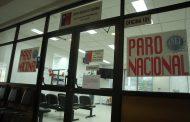 Asociación Nacional de Empleados Fiscales inicia paro nacional de 48 horas