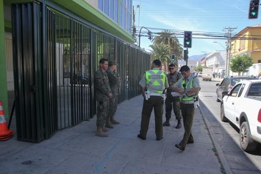 Casi 300 carabineros resguardarán el orden en Limarí y Choapa durante las elecciones