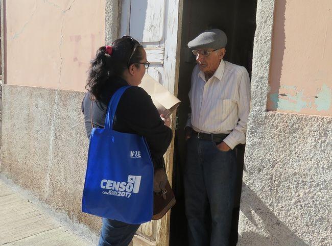 Reiteran llamado para inscribirse como voluntario para el Censo 2017