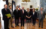 Dirigentes de SAN se reúnen con Bachelet y plantean necesidades de fruticultores