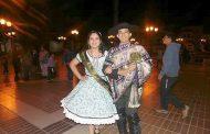 Pareja ovallina gana Campeonato regional de Cueca.