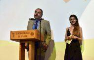 Cultura y farándula en la Inauguración del Festival de cine de Ovalle