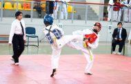 Campeonato Nacional de Taekwondo se realizó en Combarbalá