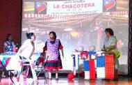 Muestra teatral del adulto mayor se realizó en la comuna de Combarbalá