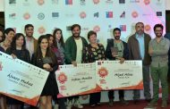 Hombre Eléctrico, Recreo y 6400 ASA son los vencedores del Festival de Cine