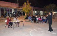 Con éxito se desarrolló el Festival Villaseca Canta en primavera