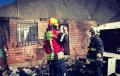 Dos familias fueron afectadas por incendio en Higuera de Rapel