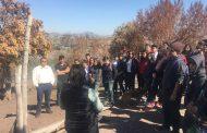 La Red solidaria Ovalle y alumnos del Colegio Pucará realizan operativo social