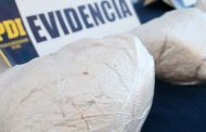 Montaron operación para transportar más de 10 kilos de droga hacia Talcahuano