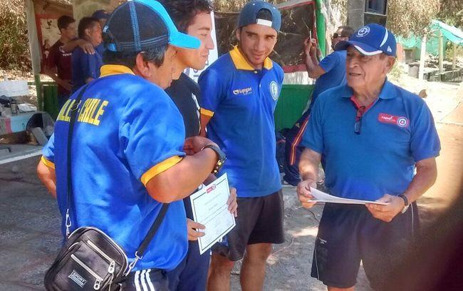 """La historia de cuando """"Kico"""" Rojas y """"Clavito Godoy se enfrentaron en Arica"""