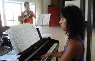 Músicos de la Región de Coquimbo realizarán primer concierto para corno y piano en Isla de Pascua