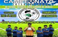 """Academia de Futbol """"Kico Rojas"""" realizó sorteo para financiar torneo internacional"""
