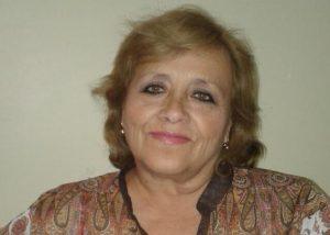 La conocida comerciante de calle Benavente, Ana María Aracena (foto: cedida)