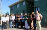 Renovada imagen presentan condominios sociales en Ovalle