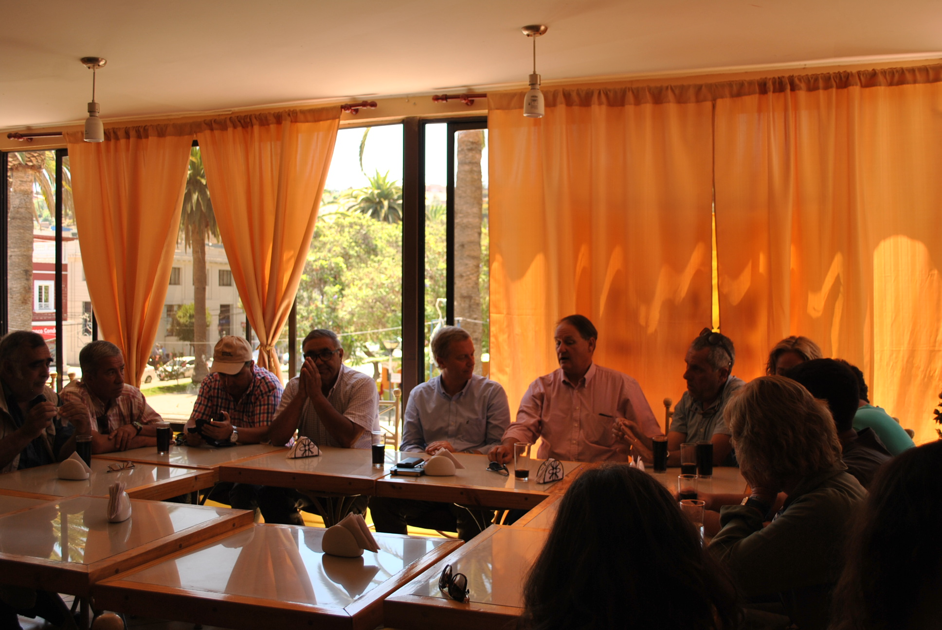 José Antonio Kast visita la comuna en busca de apoyo para candidatura presidencial