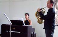 Pianista ovallina culmina conciertos en Isla de Pascua