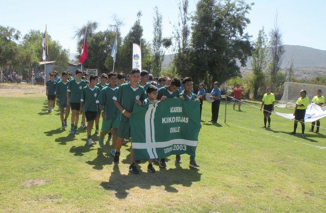 Hoy clausuran XXVI Campeonato Internacional de Fútbol Infantil