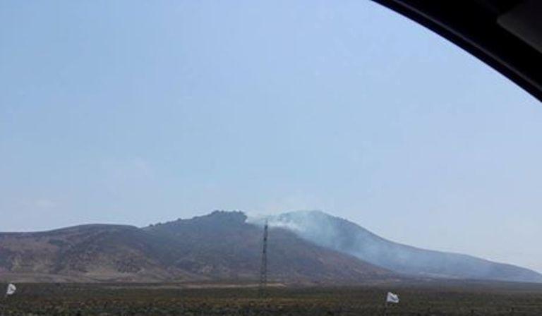 Declaran alerta roja comunal por Incendio Forestal en Parque Nacional Fray Jorge