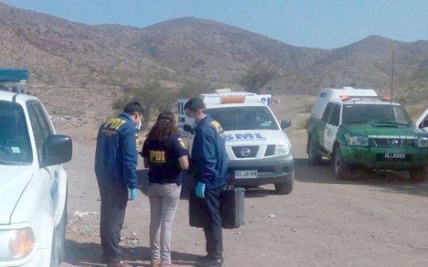 Investigan muerte de hombre de 64 años años de edad en un sitio eriazo