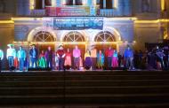 Conjunto folclórico de Ovalle se lució en Iquique