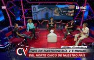 Documentalista Sergio Nuño le tira puras flores a Ovalle en programa de TV