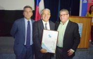 Municipalidades de la región se certifican en materia medioambiental