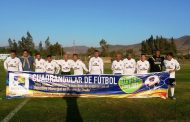 Finaliza torneo organizado por el Club Deportivo Municipal de Ovalle