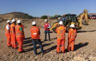 Mineros de Monte Patria y Combarbalá son beneficiados con capacitación
