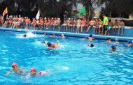 Con inscripciones copadas se inician cursos de natación en piscina municipal