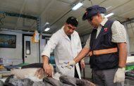 Recomendaciones para el consumo de mariscos y pescados
