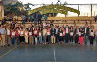 Familias ovallinas reciben subsidio para la instalación de paneles solaresy el mejoramiento de viviendas