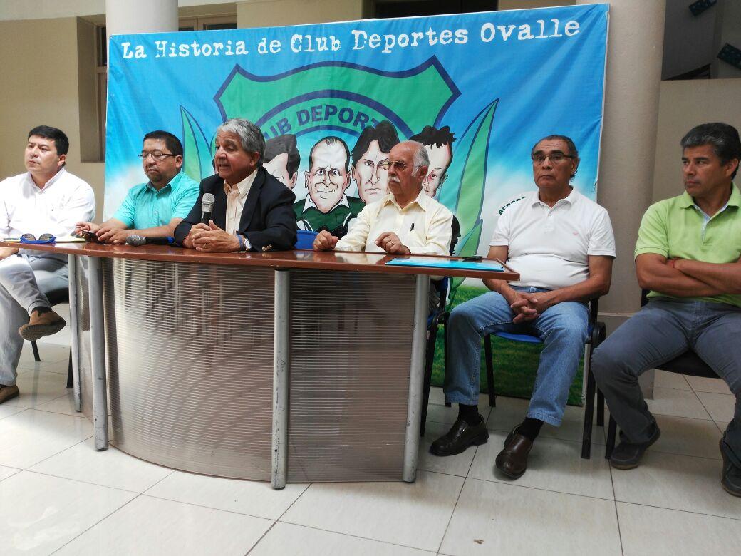Municipal Ovalle se presenta oficialmente para competir en Tercera B